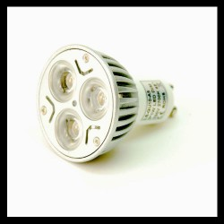 3W Dimbare LED Spot Warm Wit