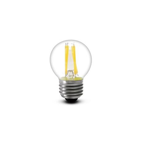LED filament kogellamp 3,3W E27
